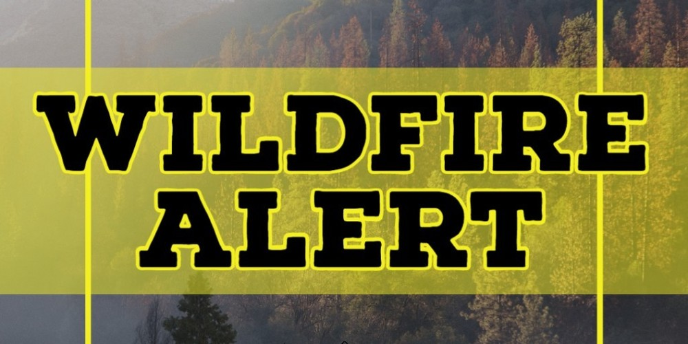 Camp cancelled for Thursday and Friday, September 10th and 11th due to wildfires