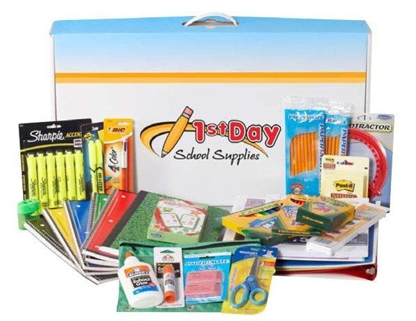 School Supply orders due July 1st