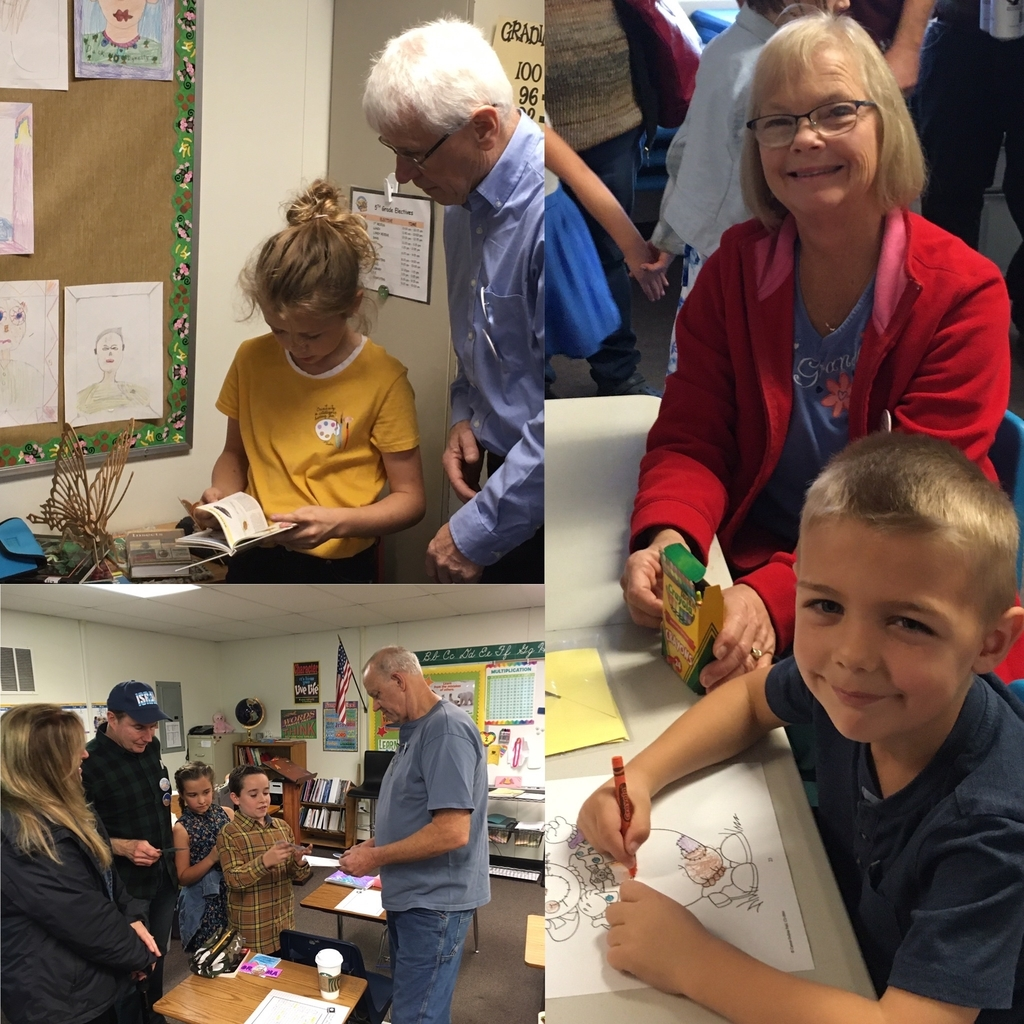 Grandparents day at DCS 2019