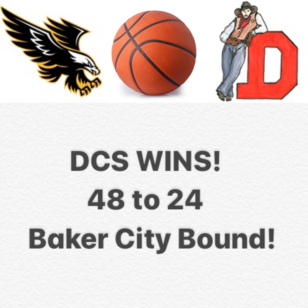 Going to Baker City!