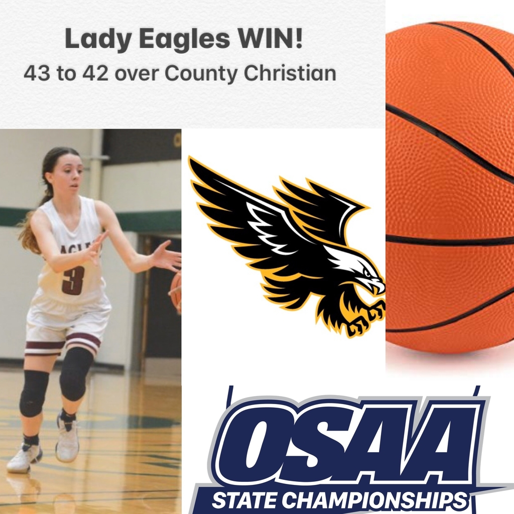 Lady Eagles WIN!