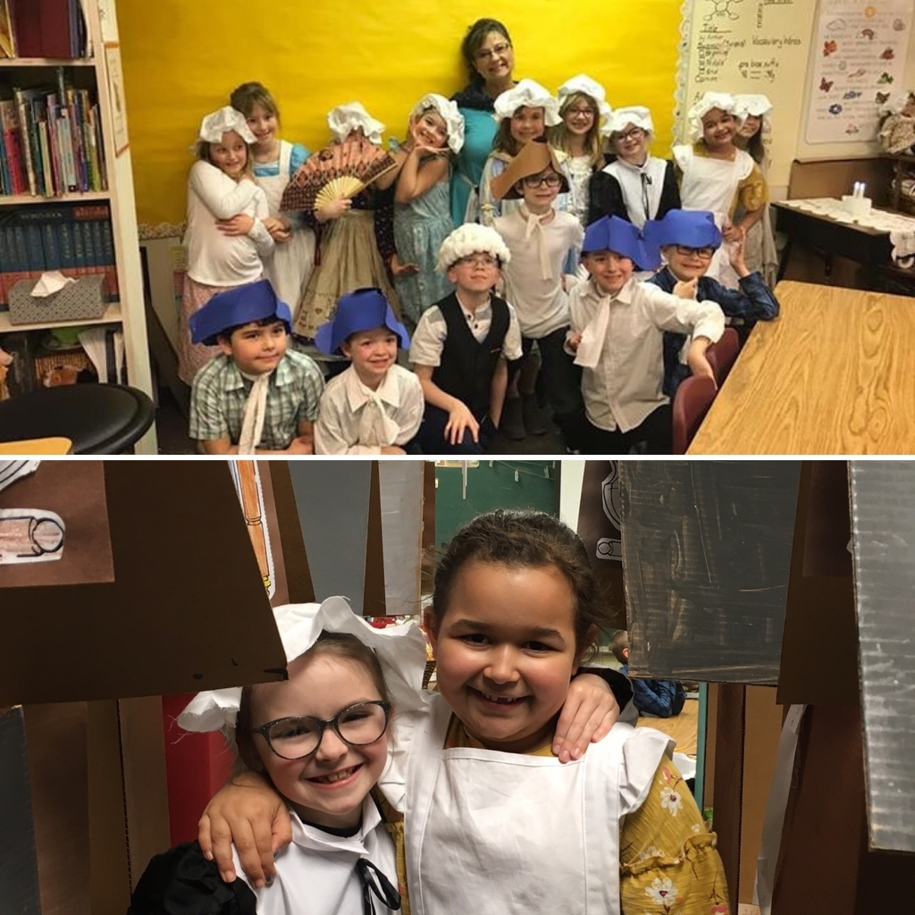Pioneer Day in 2nd Grade!